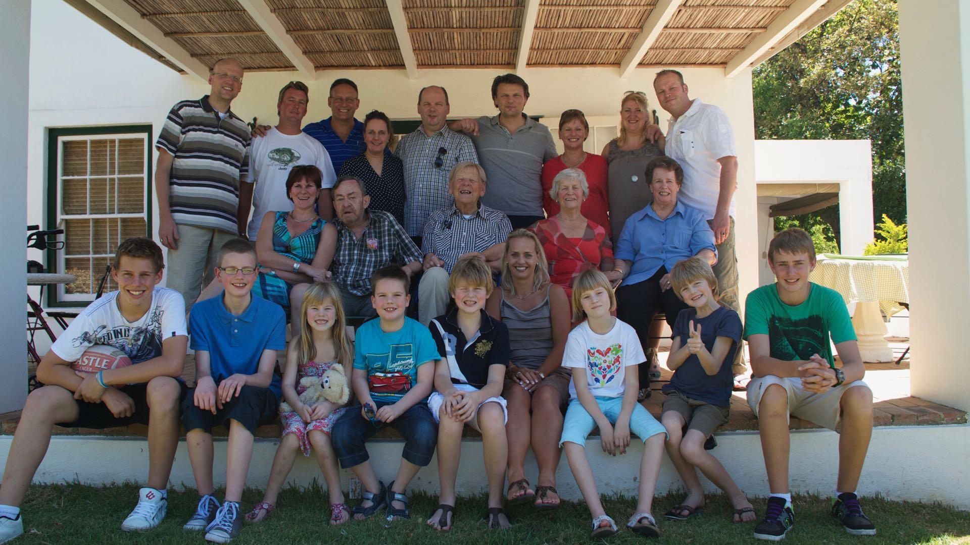 Familie Wijkmamp