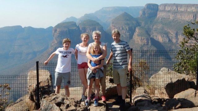 Familie Ruijter Zuid-Afrika Rondreis Op Maat Specialist