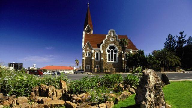 Windhoek Namibië Rondreis Op Maat Specialist