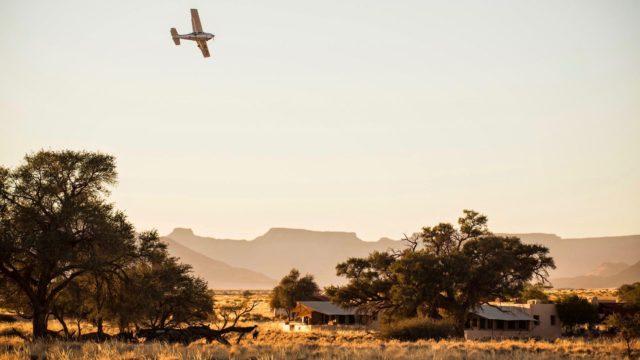 Accommodatie Namibie fly in Neuras Rondreis Op Maat Specialist