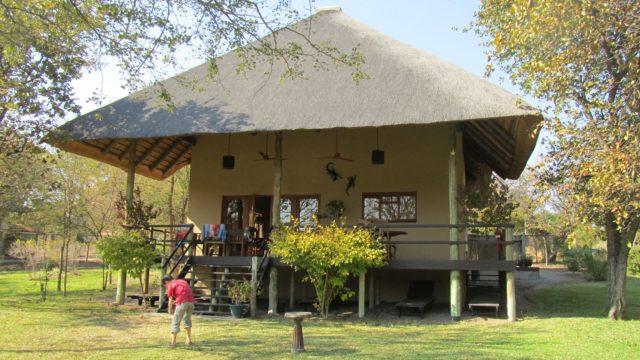 Accommodatie Safarihuis Sefapane Zuid-Afrika Rondreis Op Maat Specialist