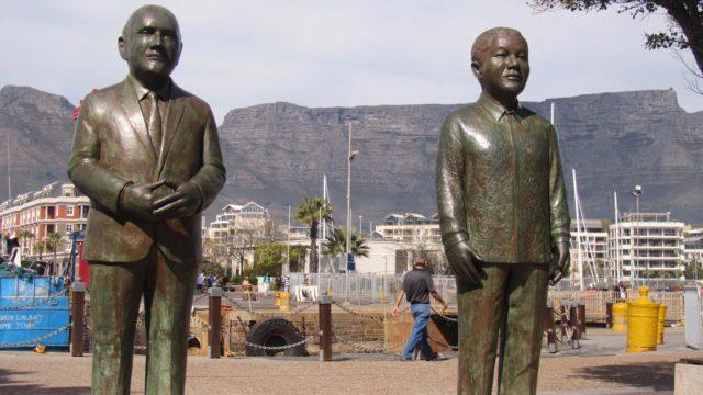 Beelden Kaapstad Zuid-Afrika Rondreis Op Maat Specialist