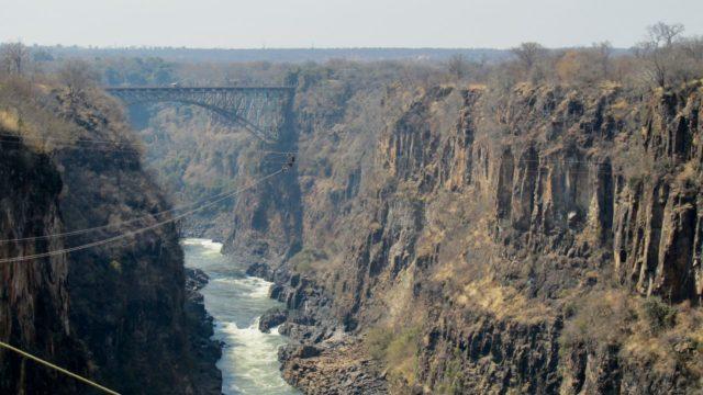 Bungeejump ziplining Victoria Falls Rondreis Op Maat Specialist