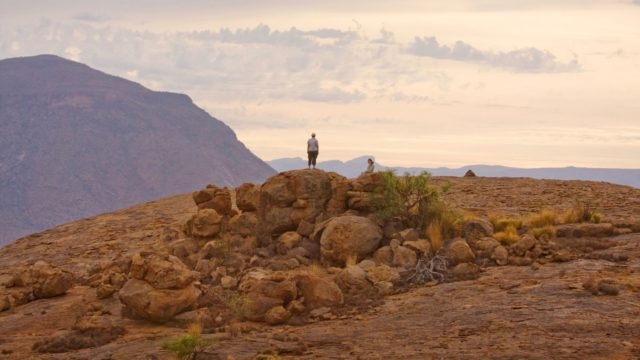 Spitzkoppe Erongo - Namibie
