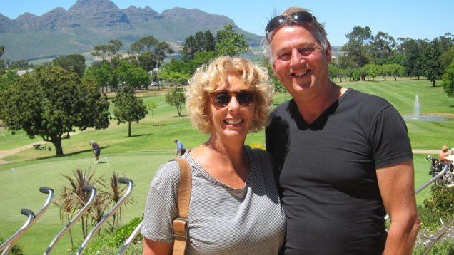 Familie Crans Zuid-Afrika