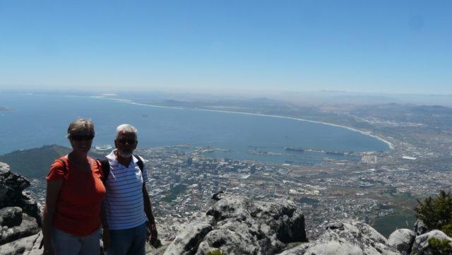 Familie Goedhart Zuid-Afrika Rondreis Op Maat Specialist