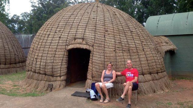 Familie Hoenderdos Zuid-Afrika 2017