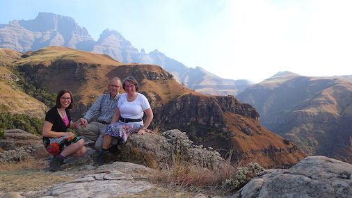 Familie van de Beek Zuid-Afrika Rondreis Op Maat Specialist