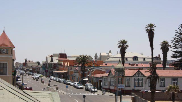 Swakopmund Namibië Rondreis Op Maat Specialist