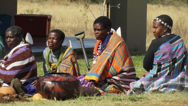 Limpopo vrouwen Zuid-Afrika Rondreis Op Maat Specialist
