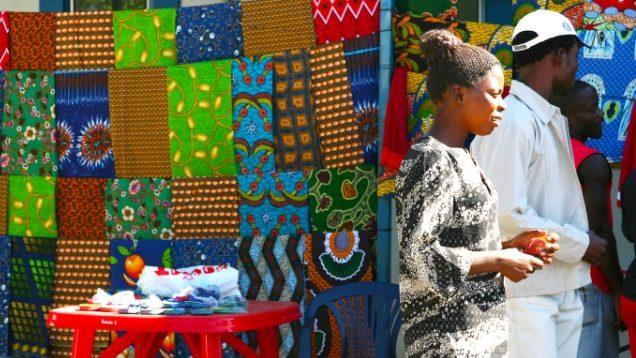 Katutura Windhoek - Namibie