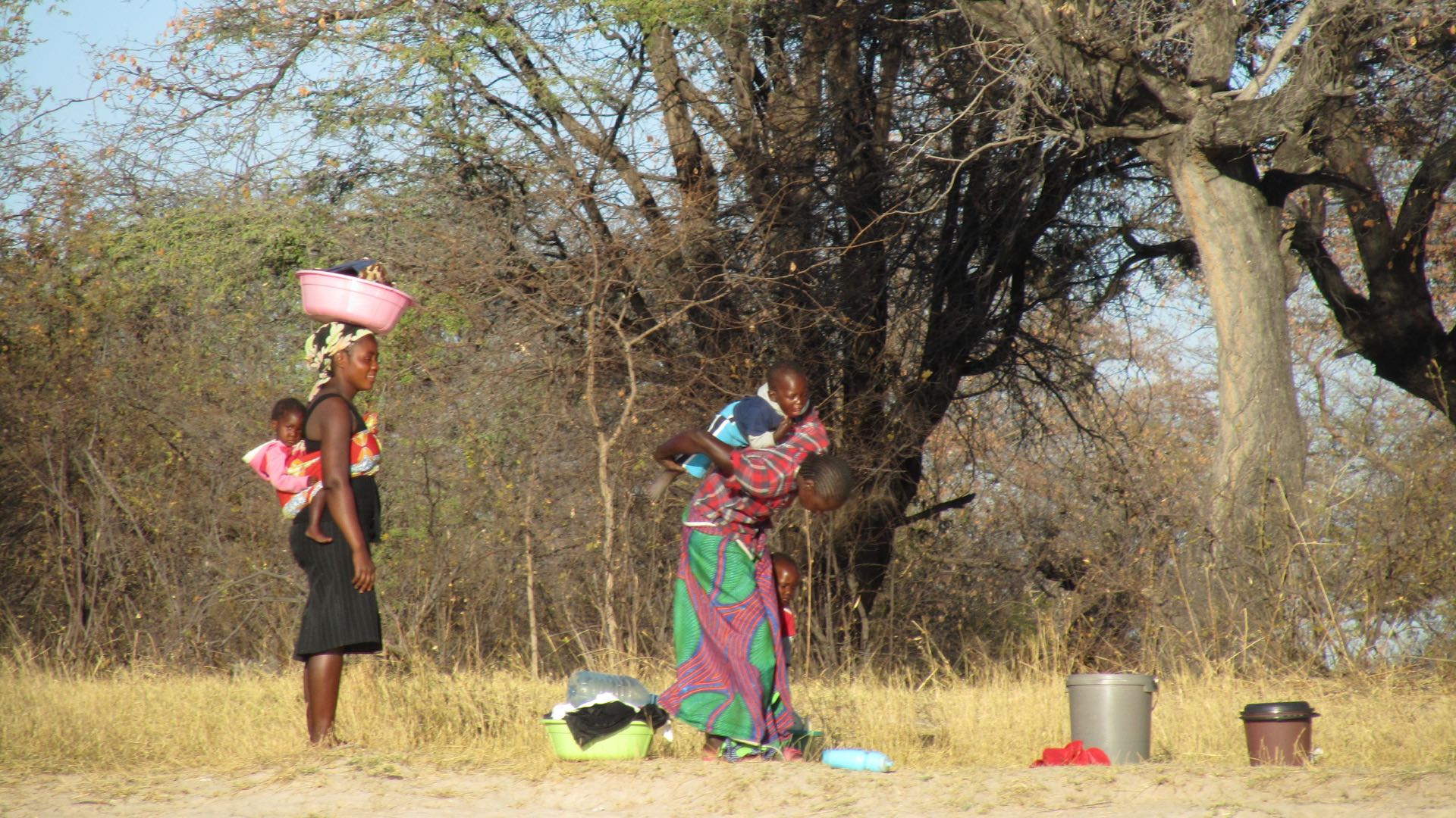 Caprivi - Namibie