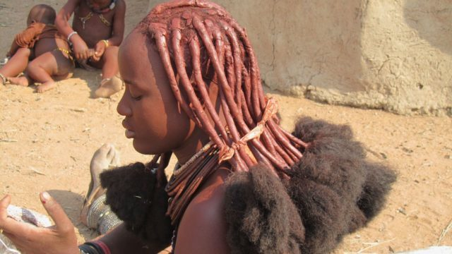 Kaokoland - Namibie