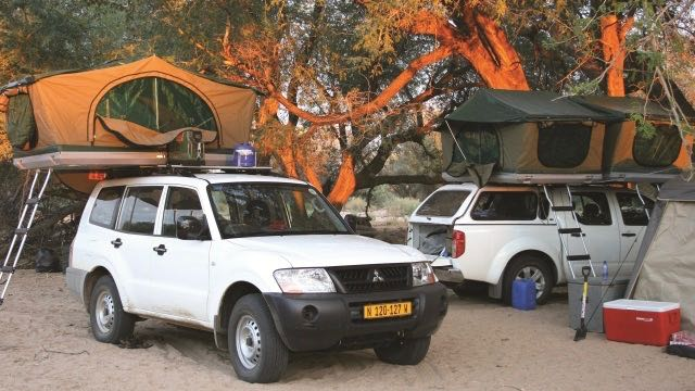 Kampeerautos & Campsites Rondreis Op Maat Specialist