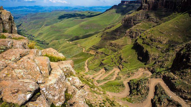 Sani-Pass Zuid Afrika Rondreis Op Maat Specialist