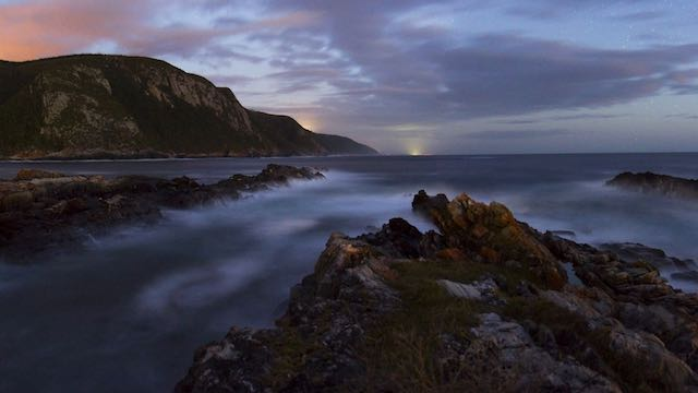 Sunset Tsitsikamma Zuid Afrika Rondreis Op Maat Specialist Van Kaapstad naar Port Elizabeth