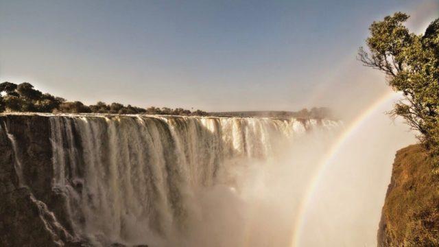 Victoria Falls - Zimbabwe Rondreis Op Maat Specialist
