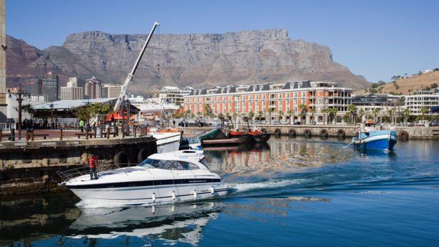 Waterfront Tafelberg Zuid-Afrika Rondreis Op Maat Specialist