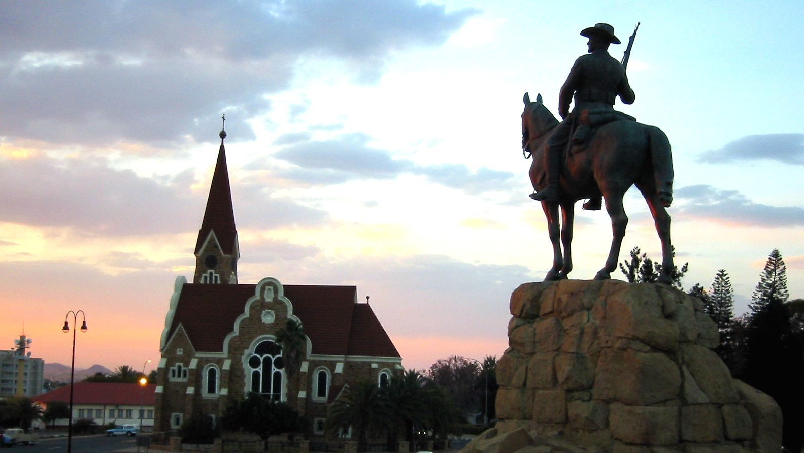 Windhoek city tour - Namibie