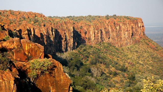 Waterberg Plateau - Namibie