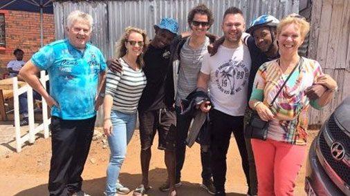 Familie-Bolkenbaas Zuid-Afrika Rondreis Op Maat Specialist