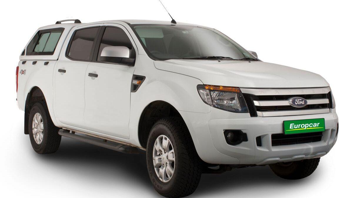 Ford Ranger EC - Namibie