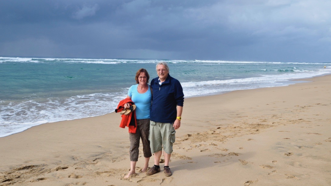 Mystery Travelers Jacqueline Bredenoord & Henk Kip