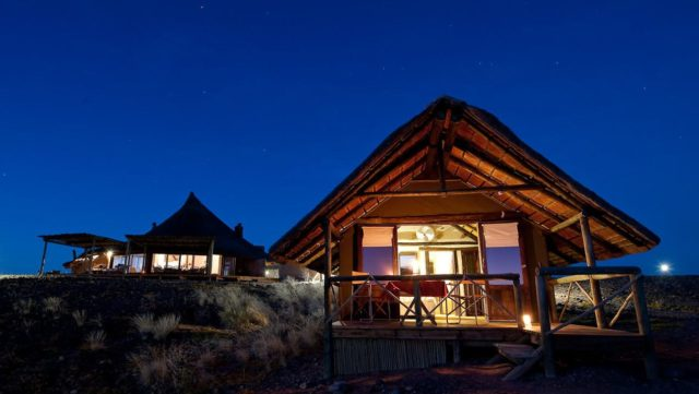 Comfortabel en Luxe - Namibië