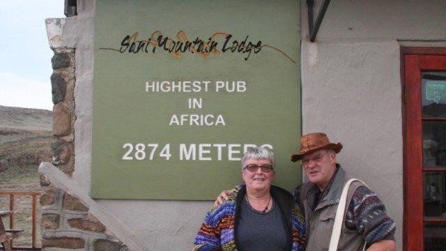 Bob en Liesbeth Sterkenburg
