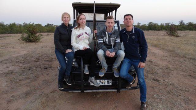 Familie Verburgt