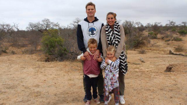 Familie te Riele
