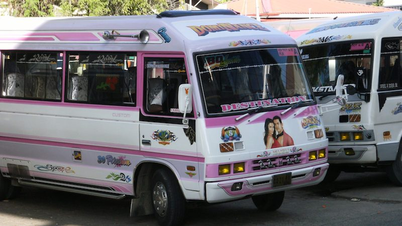 Suriname Buses in Paramaribo Rondreis Op Maat Specialist