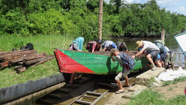 Suriname Korjaalslepen Rondreis Op Maat Specialist