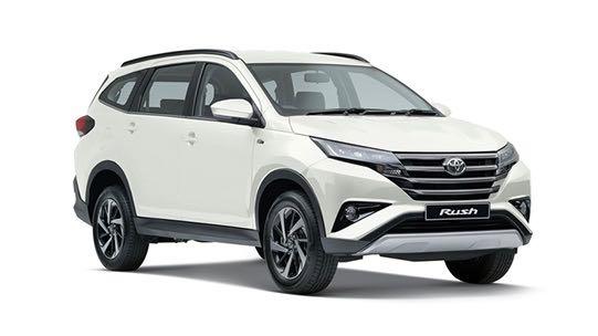 Toyota Rush Rondreis Op Maat Specialist