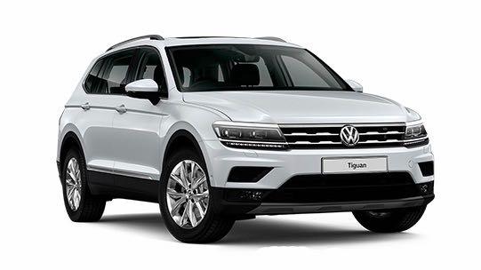 VW Tiguan Rondreis Op Maat Specialist