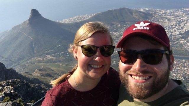 Peter en Iris Zuid-Afrika Rondreis Op Maat Specialist
