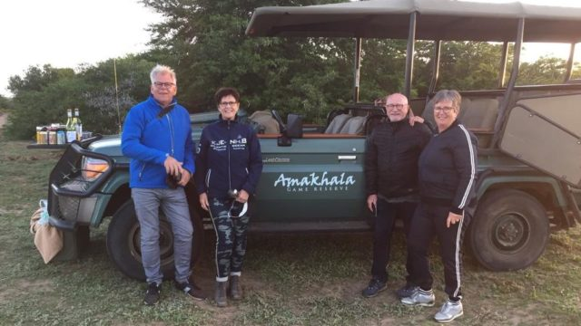 Familie Mulder Zuid-Afrika Rondreis Op Maat Specialist