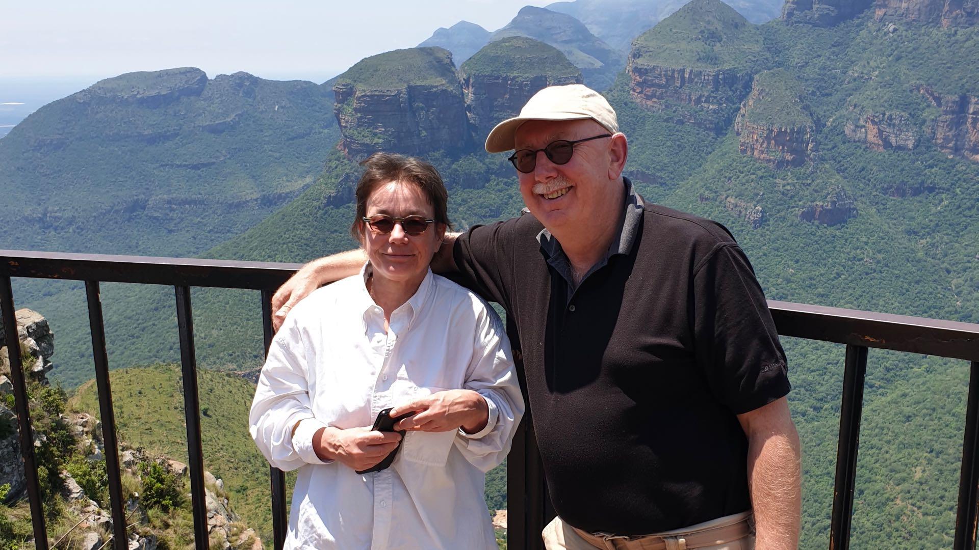 Familie Wiebus Rondreis Zuid-Afrika