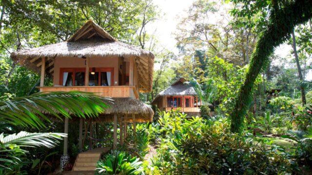 Eco Lodges Rondreis op maat Costa Rica accommodatie