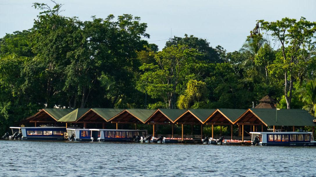 Reizen op maat Costa Rica boten