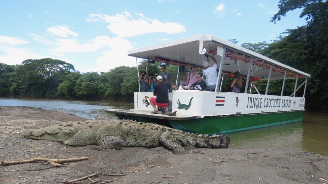 Reizen op maat Costa Rica boottocht