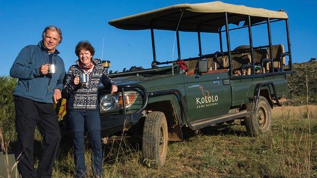 Familie de Swart Verre rondreis op maat Zuid-Afrika