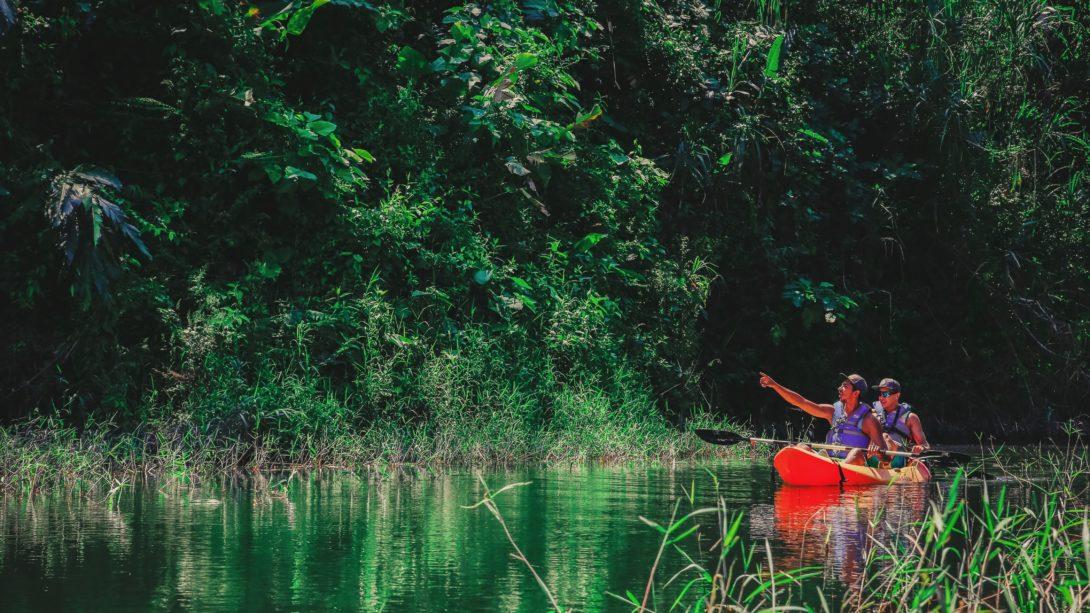 Reizen op maat Costa Rica kayak