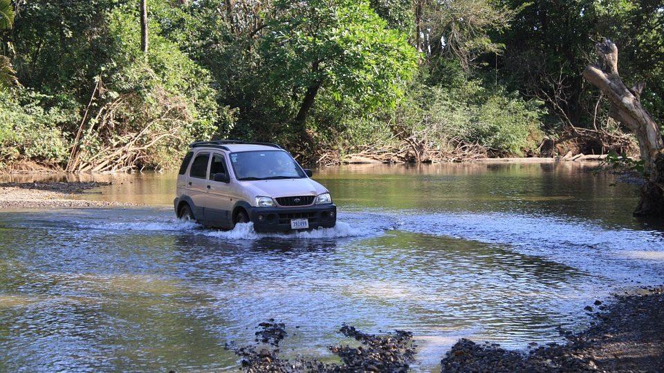 Reizen op maat Costa Rica auto