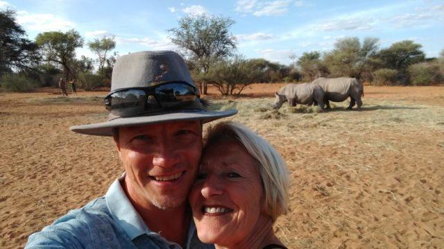 Topvakantie Namibië