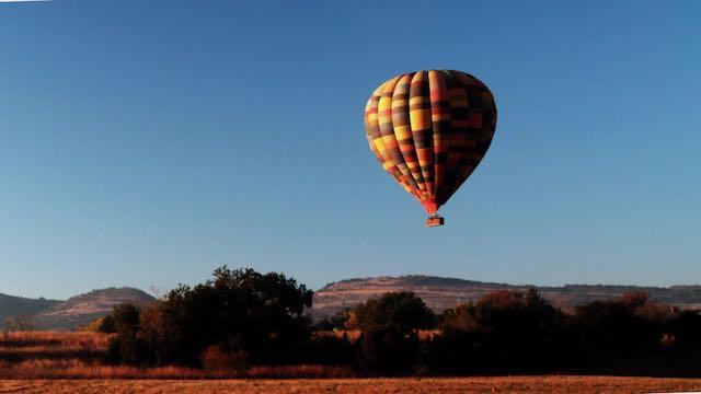 Ballonvaart Zuid AfrikaZuid-Afrika Rondreis Op Maat Specialist web