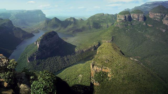 Blyde River canyon Zuid Afrika Rondreis Op Maat Specialist