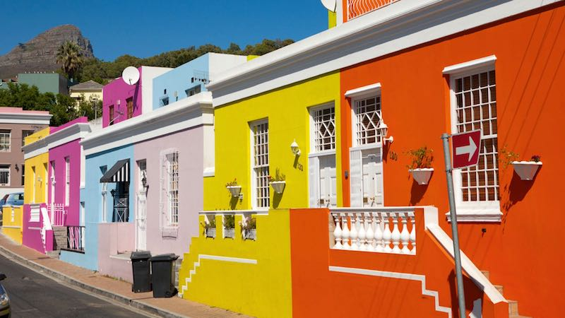 Bo Kaap Kaapstad Rondreis Op Maat Specialist