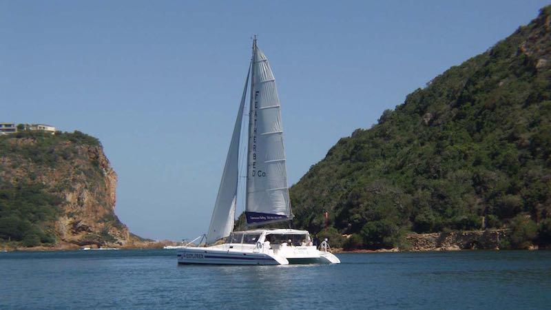 Catamaran Cruise Knysna Zuid-Afrika Rondreis Op Maat Specialist web