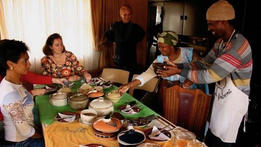 Koken met een Kamamma Zuid Afrika Rondreis Op Maat Specialist